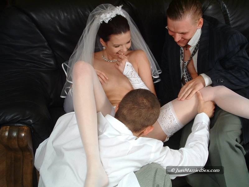 Русские Секс Свадьба Праздник Сборник Подборка