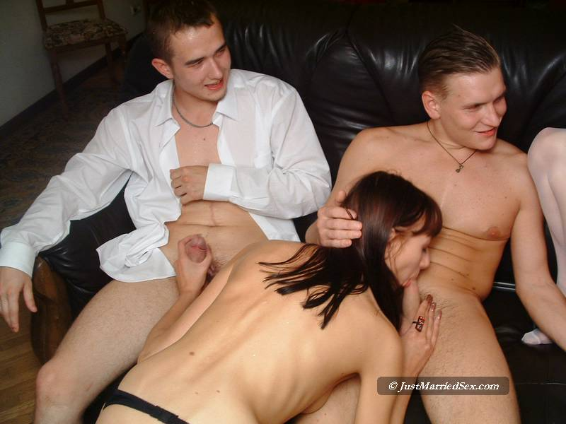 Free sex wedding group sex photos